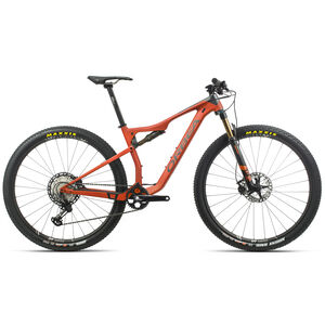 "ORBEA Oiz M10 27,5"" orange/black orange/black"