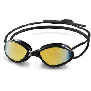 Head Tiger Race Mid Mirrored Goggles black - smoke black - smoke