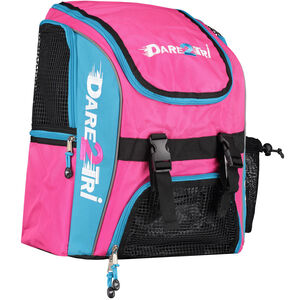 Dare2Tri Transition Backpack 23l pink/blue pink/blue
