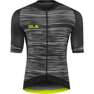 Alé Cycling Graphics PRR End SS Jersey Herren black-white black-white