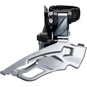 Shimano Deore Trekking FD-T6000 Umwerfer 3x10 Schelle hoch Down Swing silber silber