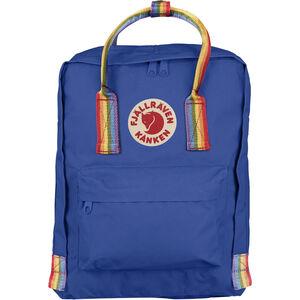 Fjällräven Kånken Rainbow Backpack deep blue-rainbow pattern deep blue-rainbow pattern