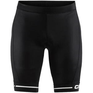 Craft Rise Shorts Men black/white