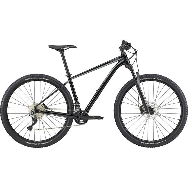 "Cannondale Trail 3 29"" matte black"