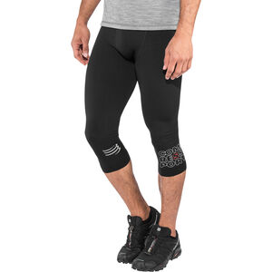 Compressport Running Under Control 3/4 Pirate Pants Unisex Black bei fahrrad.de Online