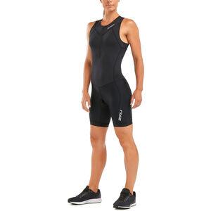 2XU Active Trisuit Damen black/black black/black