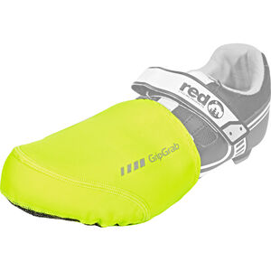 GripGrab Windproof Hi-Vis Toe Cover fluo yellow fluo yellow