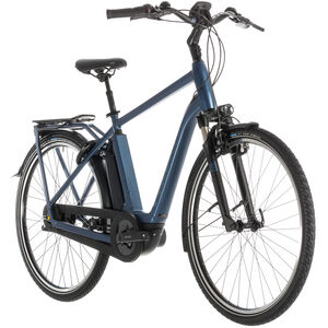 Cube Town Hybrid EXC 400 blue