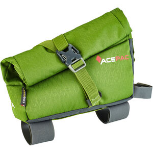 Acepac Roll Fuel Frame Bag green green