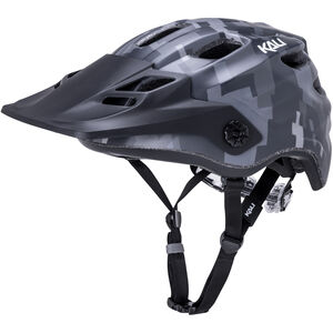 Kali Maya 2.0 Pixel Helm matt black/grey matt black/grey