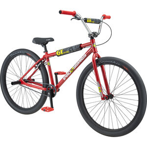 """GT Bicycles Pro Series Heritage 29"""" red/black/yellow  red/black/yellow"""
