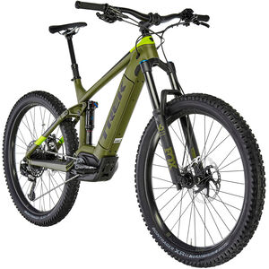 Trek Powerfly LT 9 Plus matte olive grey matte olive grey