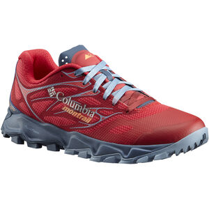 Columbia Trans ALPS F.K.T. II Shoes Women Red Camellia/Jupiter bei fahrrad.de Online