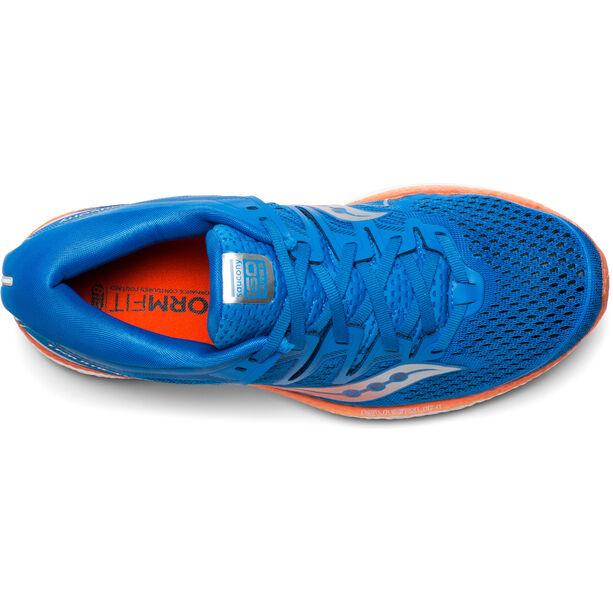saucony Triumph ISO 5 Schuhe Herren blue/orange