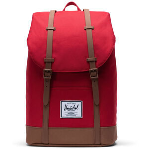 Herschel Retreat Backpack 19,5l red/saddle brown