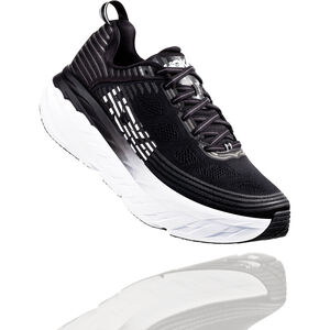 Hoka One One Bondi 6 Running Shoes Herren black black