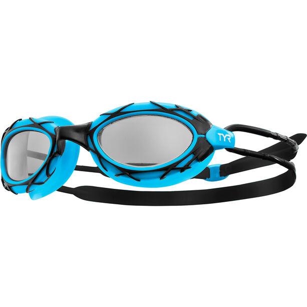 TYR Nest Pro Goggles black/blue