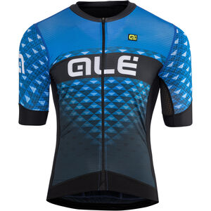Alé Cycling PRS Hexa SS Jersey Herren black-blue black-blue