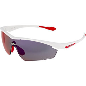 Rudy Project Spaceguard Brille white gloss white gloss