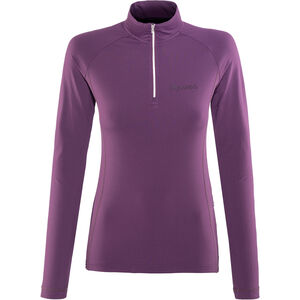 Gonso Antje Langarm Active Shirt plum purple