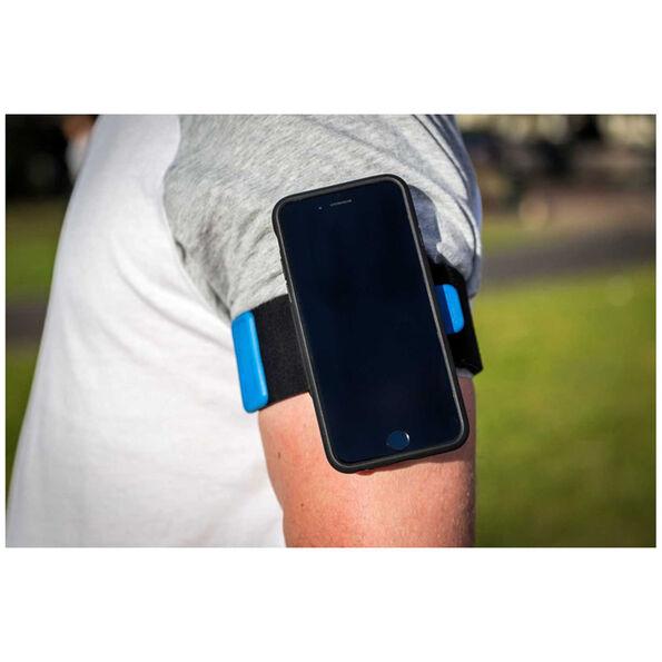 Quad Lock Run Kit - iPhone 6 PLUS/6s PLUS schwarz/blau