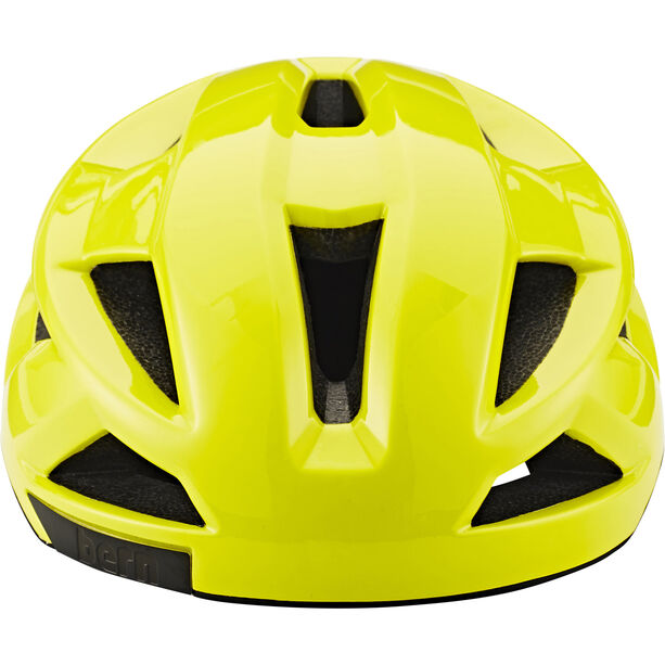 Bern FL-1 Helm neongelb-glänzend