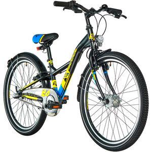 s'cool XXlite 24 3-S steel Black/Yellow Matt bei fahrrad.de Online