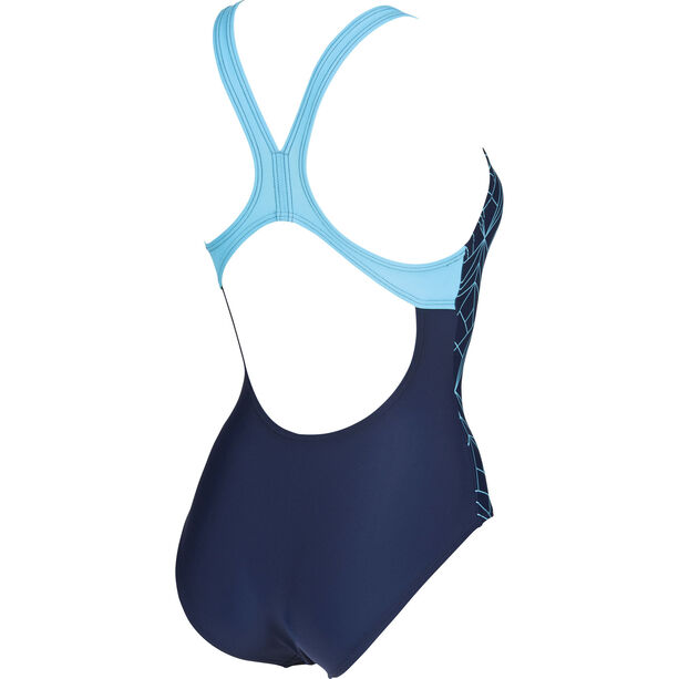 arena Escher Swim Pro One Piece Swimsuit Damen navy-sea blue
