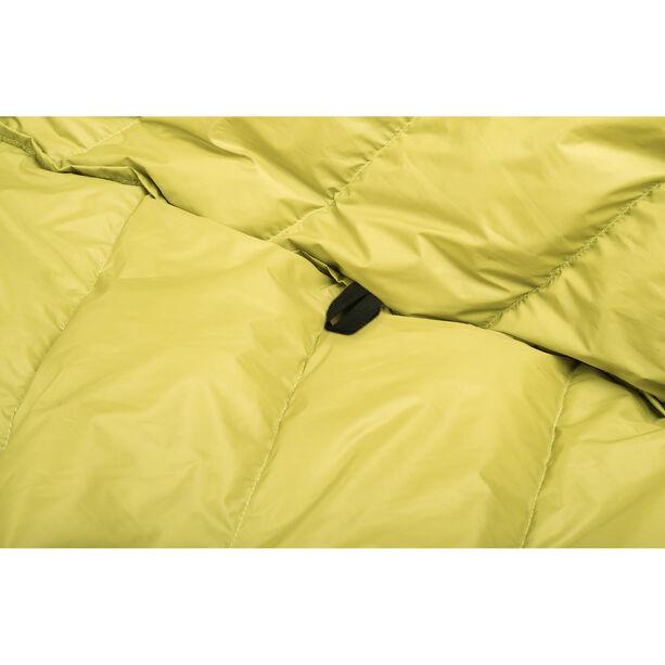 Grüezi-Bag Biopod DownWool Extreme Light 200 Sleeping Bag warm olive