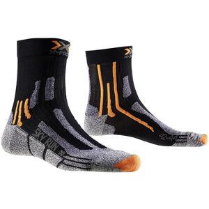 X-Socks Marathon Energy Socks Herren black/orange black/orange
