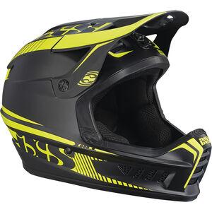 IXS Xact Fullface Helmet black/lime bei fahrrad.de Online