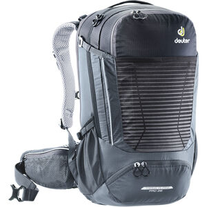 Deuter Trans Alpine Pro 28 Backpack black-graphite black-graphite