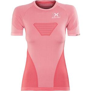 X-Bionic Speed EVO Running Shirt SS Women Pink Paradise/Pearl Grey bei fahrrad.de Online