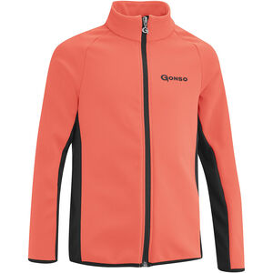 Gonso Moritz Softshell Jacke Kinder fiery coral fiery coral