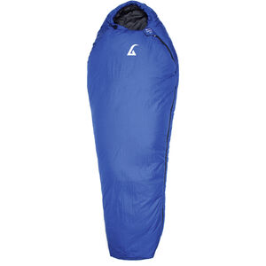 Alvivo Mount Everest 210 Sleeping Bag blau/anthrazit blau/anthrazit