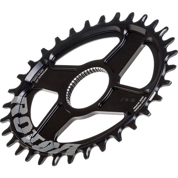 Rotor QX1 Q-Ring Kettenblatt 1x DM schwarz