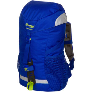 Bergans Nordkapp Daypack 18l Kinder cobaltblue/neongreen cobaltblue/neongreen