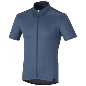 Shimano Transit Pavement Jersey Herren dark denim dark denim