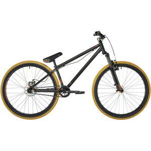 "NS Bikes Metropolis 3 26"" schwarz schwarz"