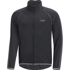 GORE WEAR C3 Windstopper Phantom Zip-Off Jacket Herren black/terra grey black/terra grey