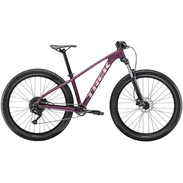 Trek Roscoe 6 Damen matte mulberry/gloss rose gold