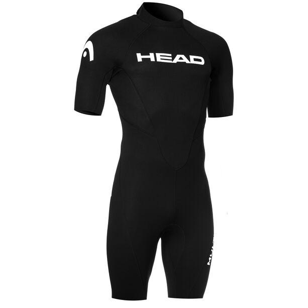 Head Multix VS Multisport 2,5 Shorty Suit Herren black/red
