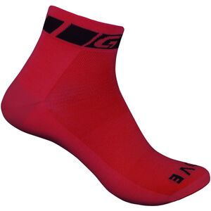 GripGrab Classic Low Cut Socks red red