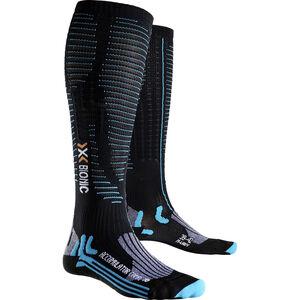 X-Bionic Effektor Accumulator Competition Long Socks Damen black/turquoise black/turquoise