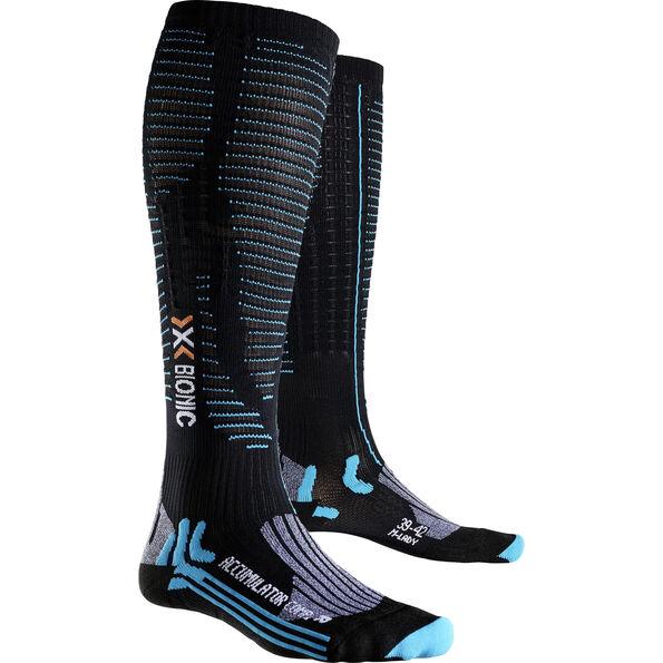 X-Bionic Effektor Accumulator Competition Long Socks Damen black/turquoise