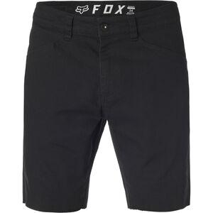 Fox Dagger Skinny Chino Shorts Herren black black