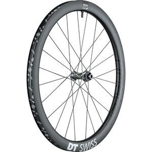 "DT Swiss GRC 1400 Spline Vorderrad 28"" Disc Carbon Centerlock black black"