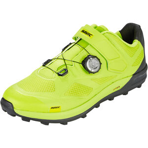 Mavic XA Pro Shoes lime green/pirate black/safety yellow