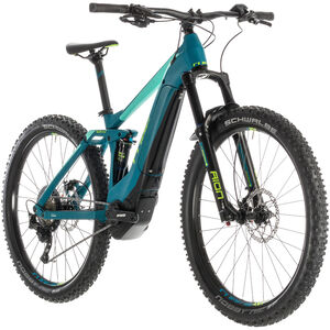 Cube Sting Hybrid 140 Race 500 Pinetree'n'Green