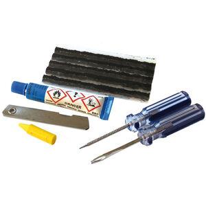 Diverse Tubeless-Reparatur-Kit Weldtite für Schlauchlosreifen inkl Werkzeug